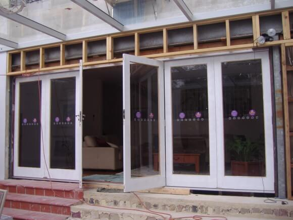 bifolds without a frame 2